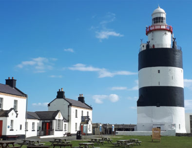 Hook Lighthouse - South Wexford Coastal Tour - Wexford Tourist Attractions - Guided Bus Tour - Coach Tour