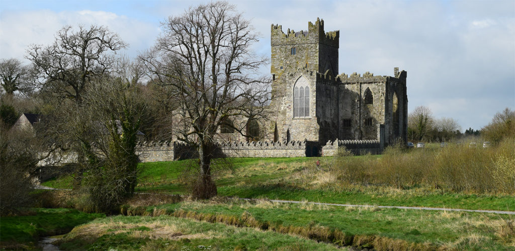 Tintern Abbey - South Wexford Coastal Tour - Wexford Tourist Attractions - Guided Bus Tour - Coach Tour
